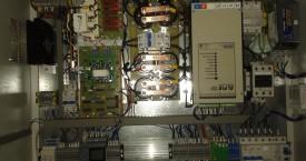 <b>SFG-15</b>:  Pohled na vnitřní provedení generátoru.