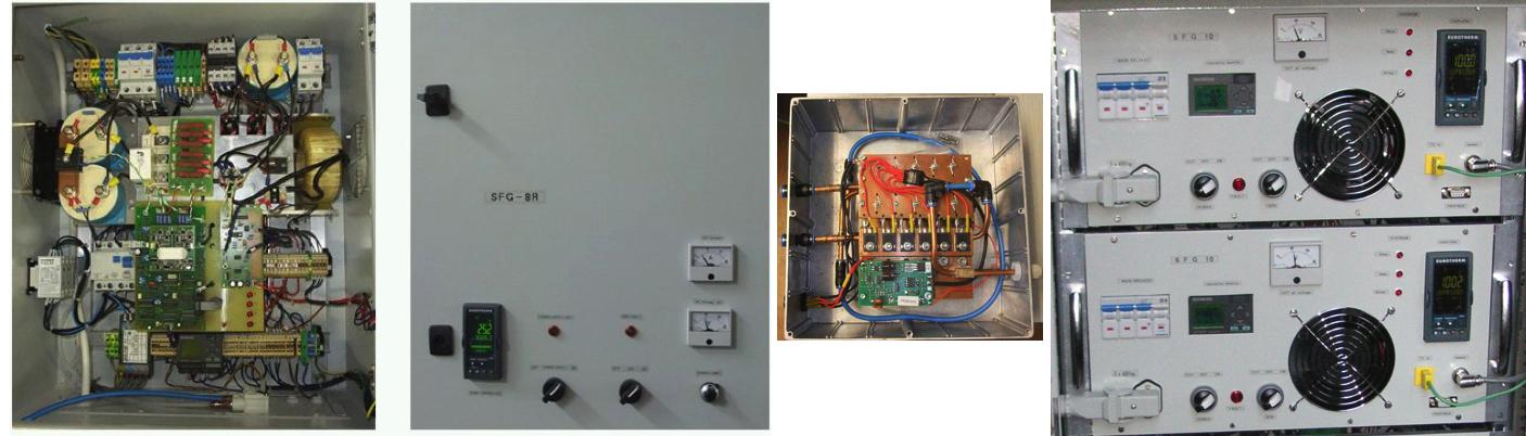 Induction Heating - Generators